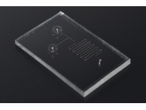 Chemical chip—droplet formation and solidification