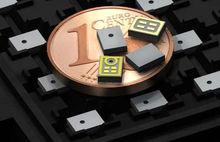 MEMS传感器,尺寸微小