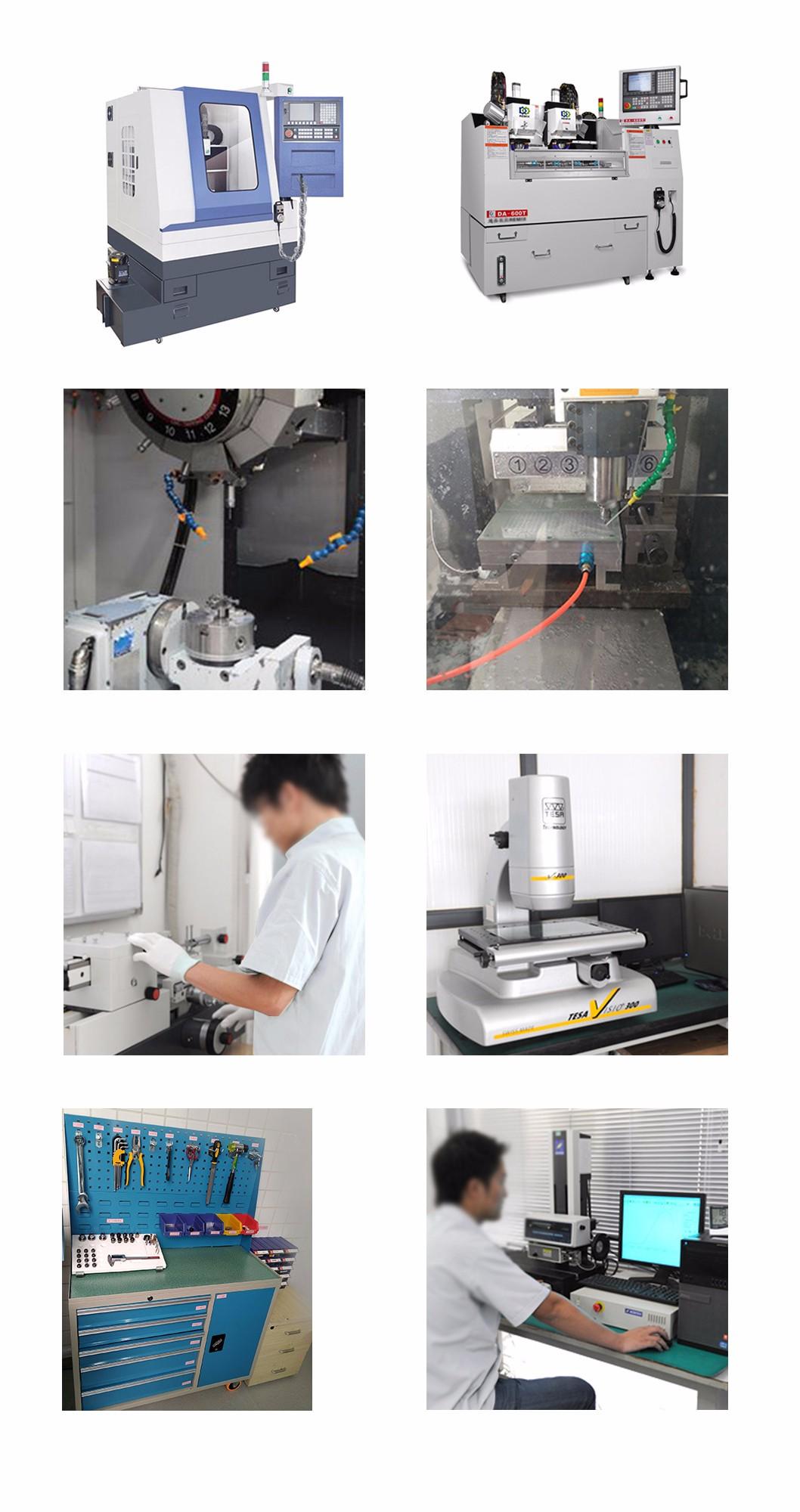 汶颢芯片批量加工部分设备介绍