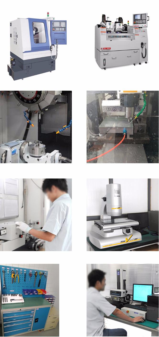 汶颢微流控分析芯片数控CNC加工工艺相关仪器设备
