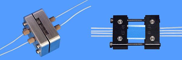 微流控芯片夹具
