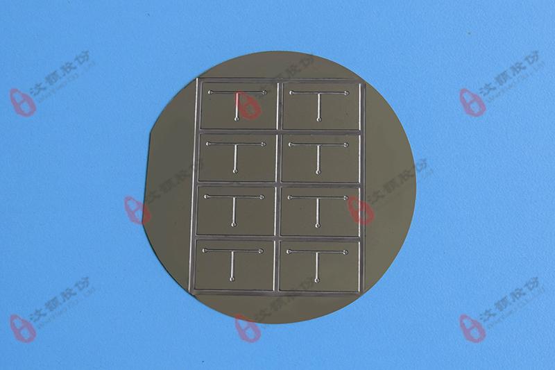 硅基微流控芯片