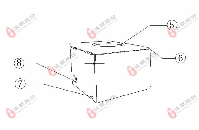 汶颢台式匀胶机旋涂仪特征图解2
