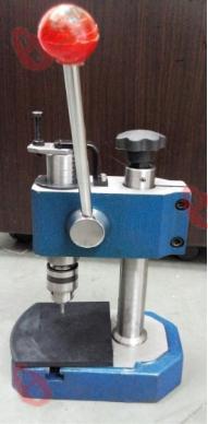 PDMS等软质芯片台式打孔器