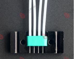 PTFE管插入弹垫
