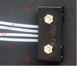 标准芯片竖款夹具使用流程图