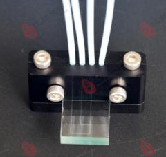 标准芯片竖款夹具使用流程图2