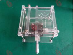 光学微调架组装步骤3