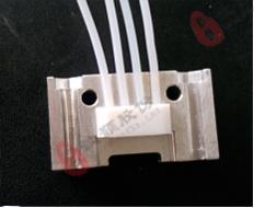 标准芯片横款夹具组装步骤一