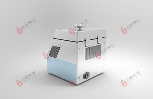 汶颢股份微流控芯片/PCR高精度智能多功能温控仪侧面效果图