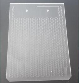 微流控玻璃芯片切割片