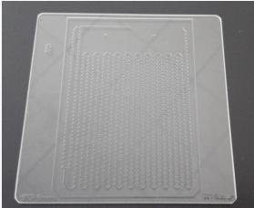 微流控玻璃芯片刻蚀片
