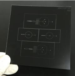 光刻胶模具加工工艺 - 菲林