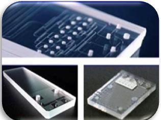 微流控有机软质PDMS芯片