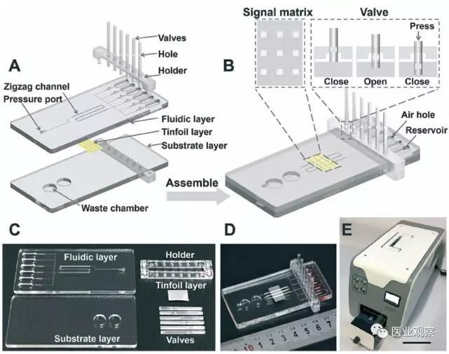 化学发光系统