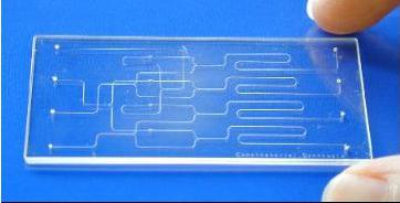 汶颢股份微流控芯片