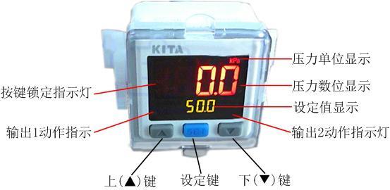 多通道正负压恒压注射泵数显表