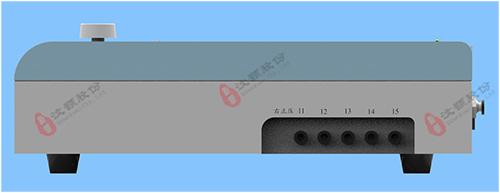 多通道正压恒压注射泵接口图2