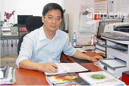 清华大学教授 林金明
