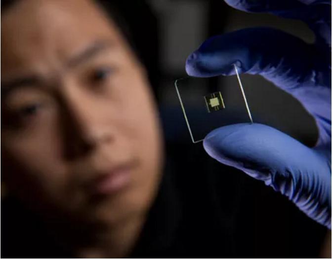 3D打印微流控芯片
