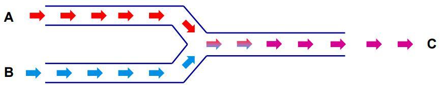 微流控芯片流动化学