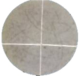 SU-8硅片模具微观图3