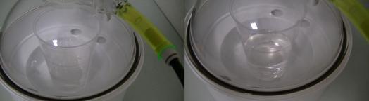 PDMS复制:PDMS脱气去除气泡