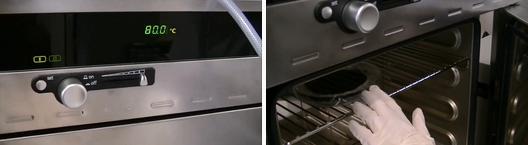 PDMS烘烤