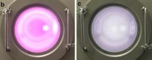 等离子体成功的一个指标:稳定性和颜色
