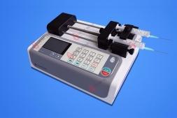 汶颢实验室单/双通道微量注射泵产品图