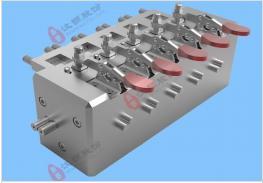 汶颢微液滴量产设备