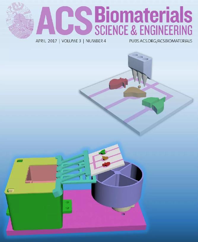 ACS Biomaterials:从纸基微流控芯片到纸基生物芯片