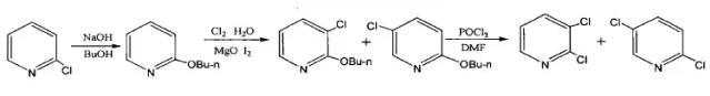 2-氯吡啶合成法
