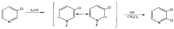 3-氯吡啶合成法