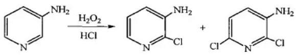 氯化反应过程