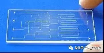 玻璃材质微流控芯片