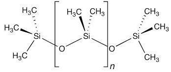 聚二甲基硅氧烷(PDMS)简介 PDMS又叫聚二甲基硅氧烷广泛用于微流控芯片制造的一种聚合物。它是硅氧烷家族的一种有机聚合物(含碳和硅的结构)(来源于硅、氧和烷烃)。除了微流控,它还被用作食品添加剂(E900),在香料中,作为饮料或润滑油中的消泡剂。 为了制造微流体装置,将与交联剂混合的PDMS(液体)倒入微结构化模具并加热以获得模具的弹性复制品(PDMS交联) 关于PDMS化学特性