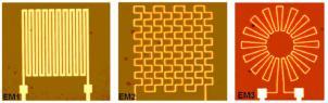用于微流体粒子定位的电磁体