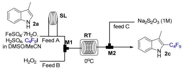 多氟甲基化反应