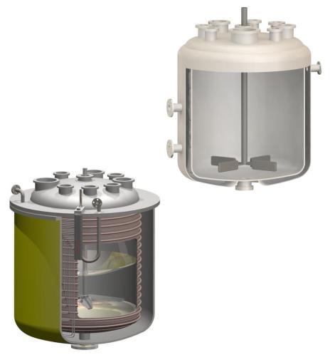 釜式反应器