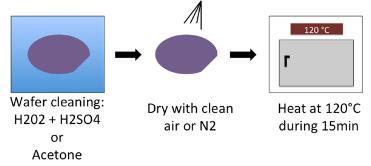 PDMS膜:底物的制备