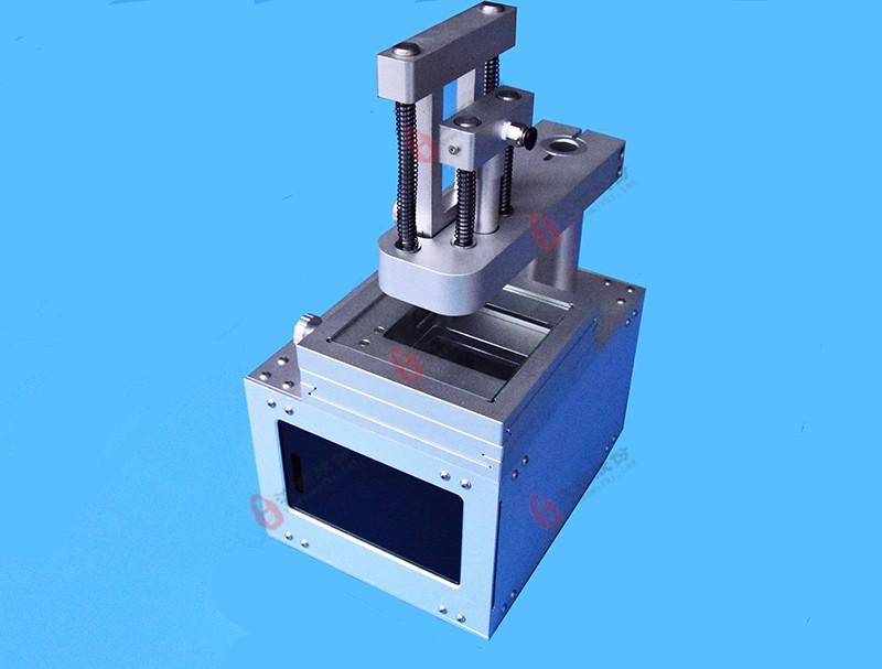 PDMS软质芯片切割打孔一体机
