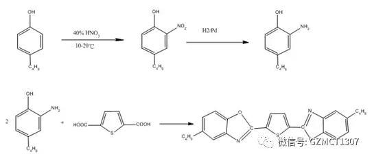 对叔丁基苯酚的硝化反应