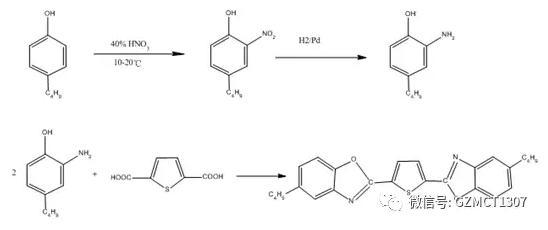 微通道反应器内对叔丁基苯酚的硝化反应