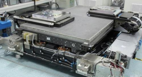 双工作台光刻机系统样机
