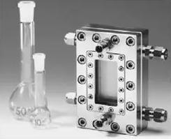 降膜微反应器