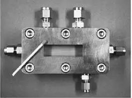微混合单元和微通道板