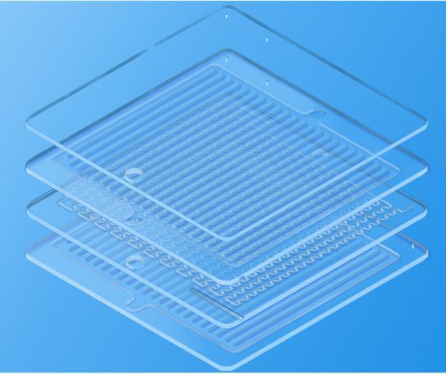 汶颢微反应器结构图
