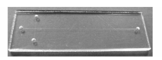 图2微流控芯片