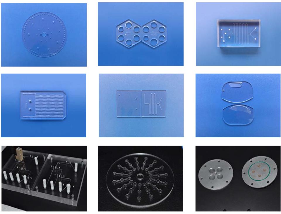 微流控芯片样品